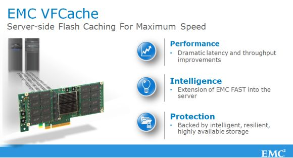 """Project Lightning"" (Bild: EMC)"