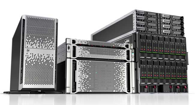 ProLiant Gen8 (Bild: HP)