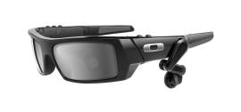 MP3-Player-Brille Thump (Bild: Oakley)