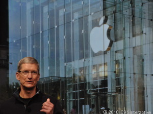 Tim Cook (Bild: News.com)