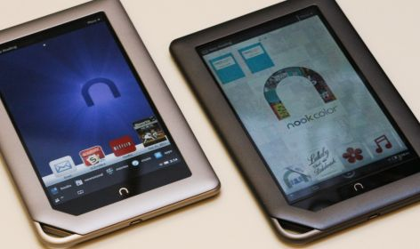 E-Book-Reader von Barnes & Noble (Bild: News.com)