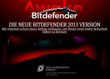 Logo Bitdefender Total Security 2013