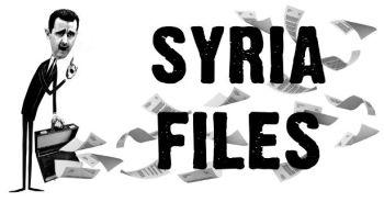 Syria Files (Bild: Wikileaks)