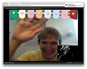 Magic Xylophone (Bild: Google)