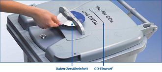 Craemer MGB Plus CD-Deckel