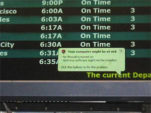 Flughafensicherheit
