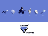 F-Secure Security Wallpaper 1