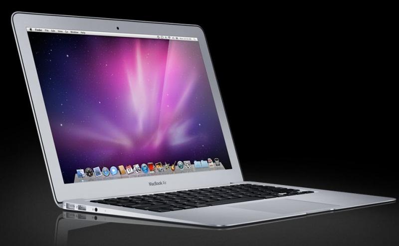 Schön, leicht und reaktionsschnell: Apple MacBook Air