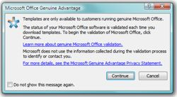 Microsoft-Prüfung Genuine Adventage