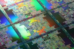 Itanium-Wafer (Bild: Intel)