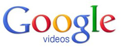 Google Videos Logo Video Videosuche Videodienst
