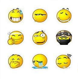 Emoticon-Menü (Screenshot: ZDNet)