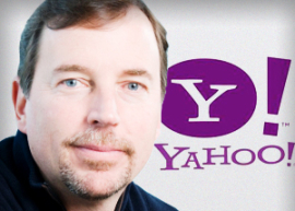 Yahoo-CEO Scott Thompson