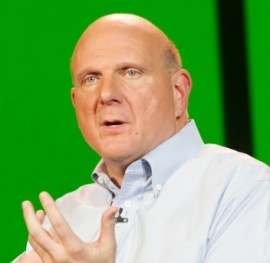 Steve Ballmer (Bild: James Martin / News.com)
