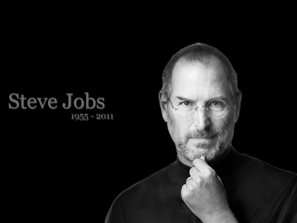 Steve jobs der tod ist wahrscheinlich die beste for Jobs in der mobelbranche