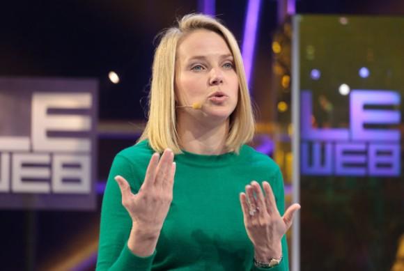 Yahoo-CEO Marissa Mayer (Bild: Stephen Shankland / CNET.com)