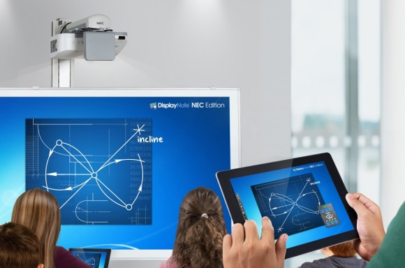 NEC DisplayNote