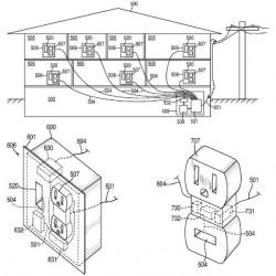 Apple-Patentzeichnung (Bild: USPTO)