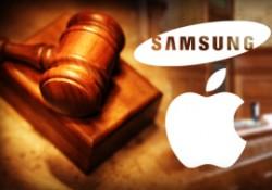 Patentstreit Apple gegen Samsung