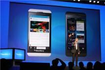 Wall Street wenig beeindruckt von Blackberry 10