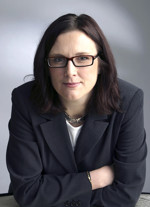 EU-Kommissarin Cecilia Malmström (Foto: EU)