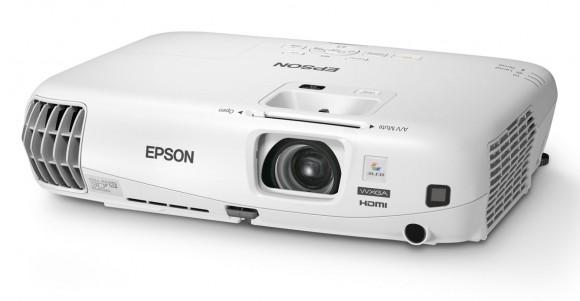Der EB-W16 ist Epsons erster 3D-Projektor für Unternehmen (Bild: Epson).