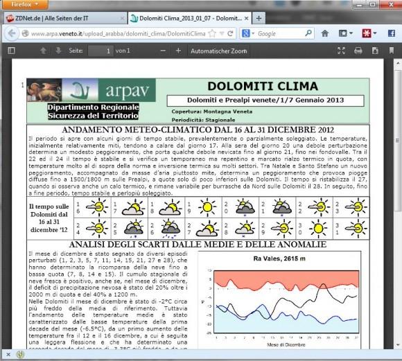 Firefox 19: PDF-Vorschau ist aktiviert