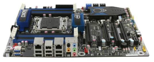 Desktop-PC-Mainboard von Intel
