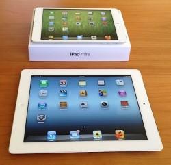 iPad Mini und Retina-iPad