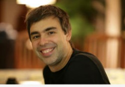 Larry Page (Bild: Google)