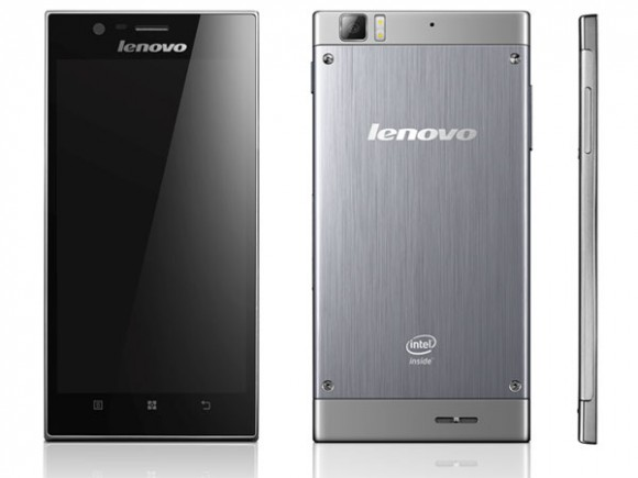 Das Metallgehäuse des K900 ist nur 6,9 Millimeter dick (Bild: Lenovo).