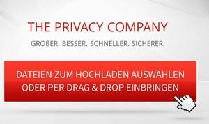 Mega verspricht besser geschützte Cloud-Schließfächer (Screenshot: ZDNet.de)