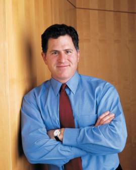 Michael Dell (Bild: Dell)
