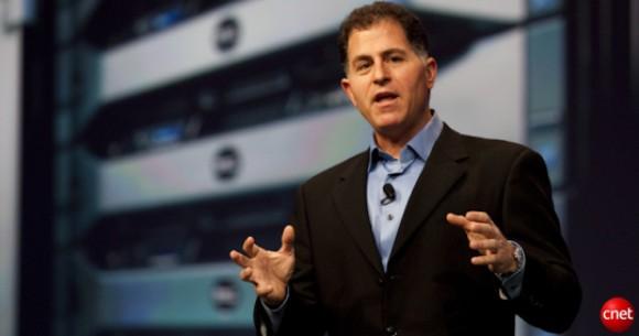 Dell-Gründer und CEO Michael Dell (Bild: James Martin / CNET.com)
