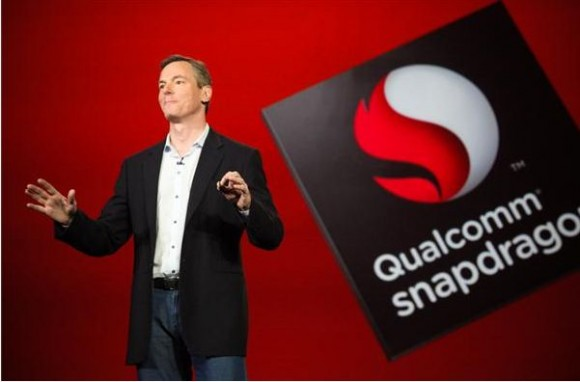 Qualcomm-CEO Paul Jacobs