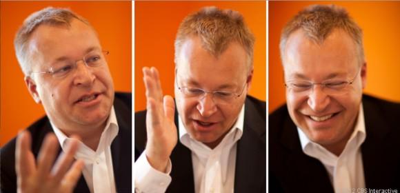 Stephen Elop (Bild: Josh Miller/CNET.com)