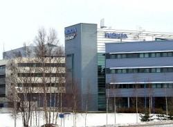 "Nokias Peltola Campus im finnischen Oulu (Bild: <a href=""http://commons.wikimedia.org/wiki/File:Nokia_Peltola_Oulu_2006_04_14.JPG"" target=""_blank"">Wikimedia Commons</a>)"