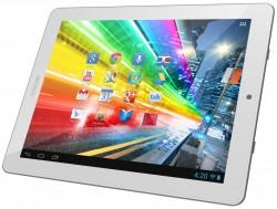 Das 97 Platinum HD bietet dieselbe Displaydiagonale und Auflösung wie Apples iPad (Bild: Archos).