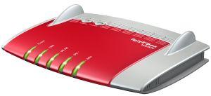 Die Fritzbox 3390 bietet Dual-WLAN mit bis zu 450 MBit/s (Bild: AVM).