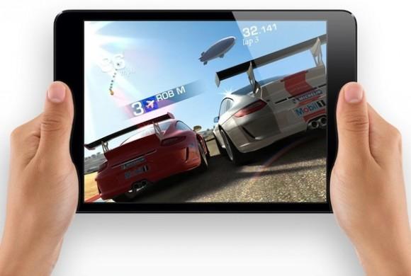 Das iPad Mini beflügelt Apples Marktanteile (Bild: Apple)