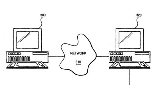Illustration zum US-Patent 5.701.465, dessen Verletzung Google BT vorwirft (Bild: USPTO)