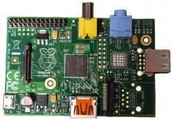 rapsberry pi model a