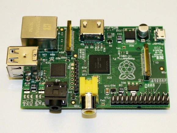Raspberry Pi war im Februar 2012 innerhalb weniger Stunden ausverkauft