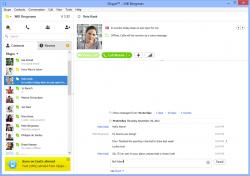 Skype 6.2 für Windows kommt mit einer überarbeiteten Toolbar