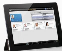 Die Anwendeung iPeople der Heidelberger Firma Sovanta korrespondiert mit SAP HCM (Bild: Sovanta).