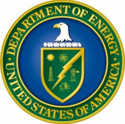 Logo des US Department of Energy