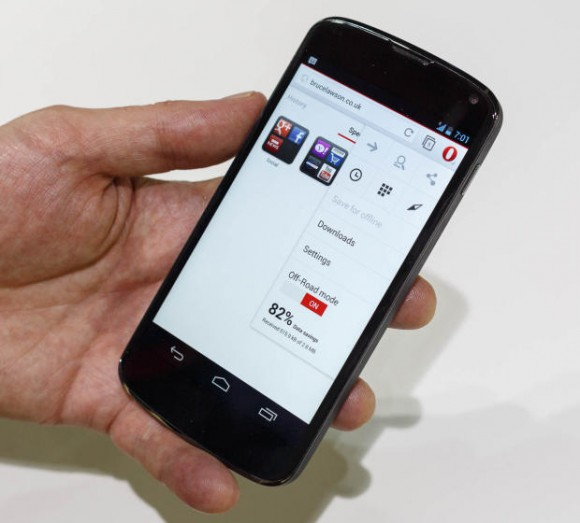 Opera für Android