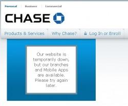 JP Morgan Chase meldet DDoS-Angriffe (Screenshot: News.com)