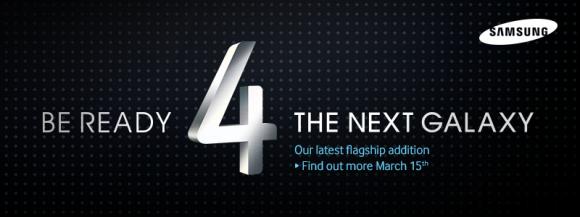 Für morgen verspricht der Händler Neuigkeiten zum Galaxys S4. Die deutschsprachige Version liefert diese bereits heute.