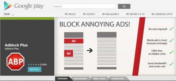 Keine Adblocker mehr bei Google Play